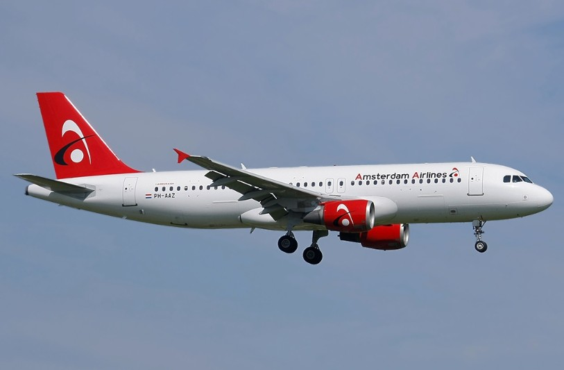 Amsterdam Airlines Ml Tours